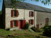 French property for sale in Azerables, Creuse photo 0