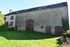 French property for sale in Azerables, Creuse photo 1