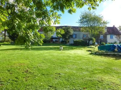 French property, houses and homes for sale in Saint Benoit Du Sault Indre Centre