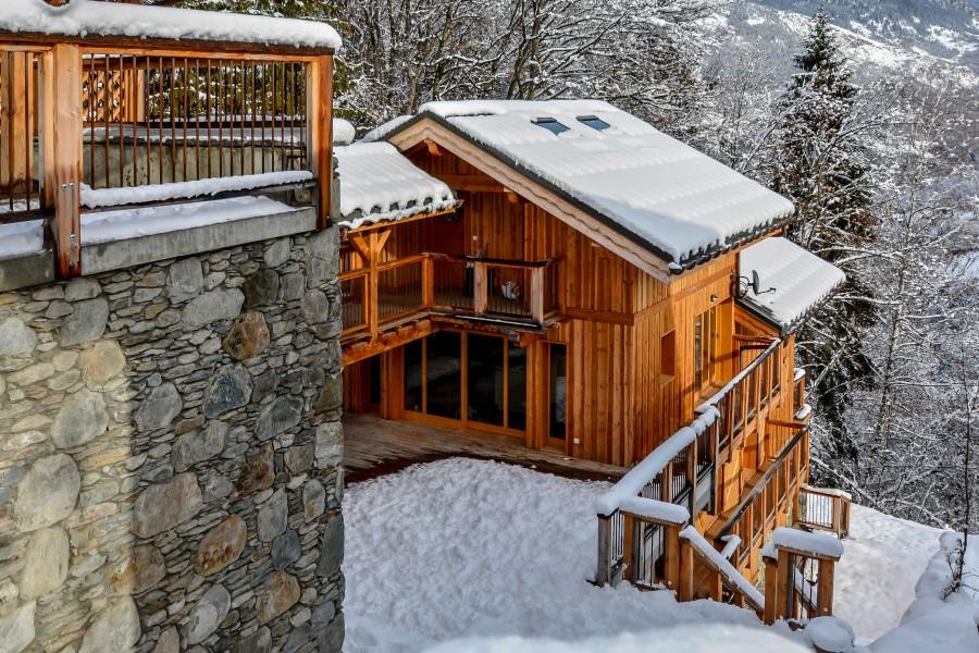 chalet 224 vendre en rhone alpes savoie les allues beau chalet de 5 chambres avec des vues