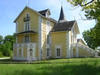 Chateau à vendre à VILLEBOIS LAVALETTE en Dordogne - photo 1
