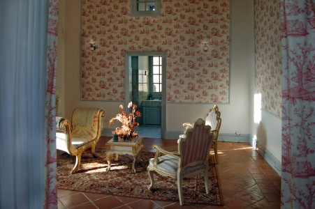 Gorgeous 16-century old , renaissance style , listed Château 25 mins South from Toulouse airport and Int'l College