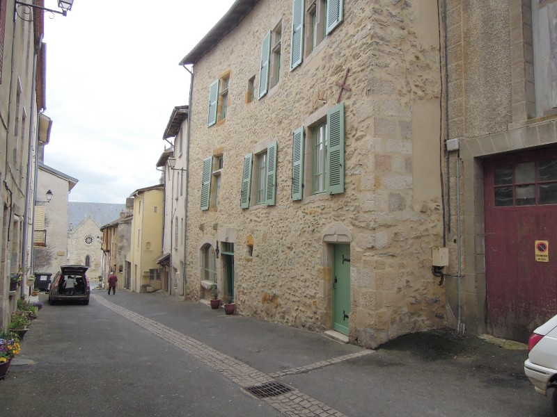 House for sale in bellac haute vienne historic old for 87 haute vienne france