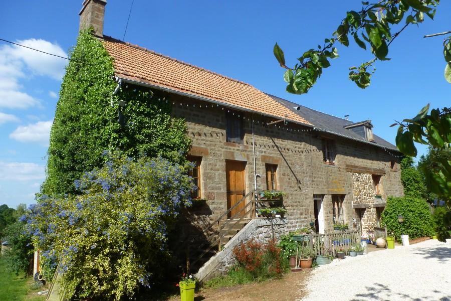 Maison vendre en basse normandie orne domfront maison exploit e en chambre d 39 h te avec - Chambre d hote a vendre normandie ...