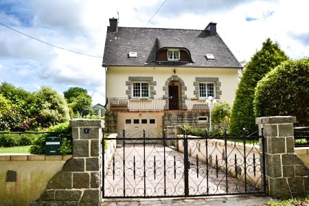 French property, houses and homes for sale in LE VIEUX MARCHE Cotes_d_Armor Brittany