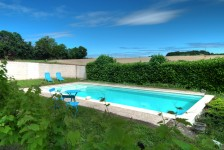 French property for sale in ST SEVERIN, Charente photo 9