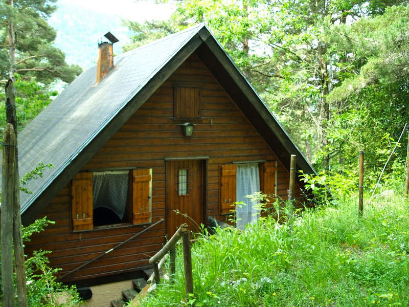 chalet vendre en paca alpes maritimes caille caille chalet traditionnel avec 2 chambres. Black Bedroom Furniture Sets. Home Design Ideas