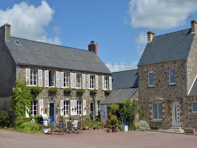 French property, houses and homes for sale in FIERVILLE LES MINES Manche Normandy