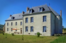 chateau for sale in LINARDCreuse Limousin