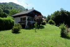 French ski chalets, properties in Bluffy, La Clusaz, Massif des Aravis