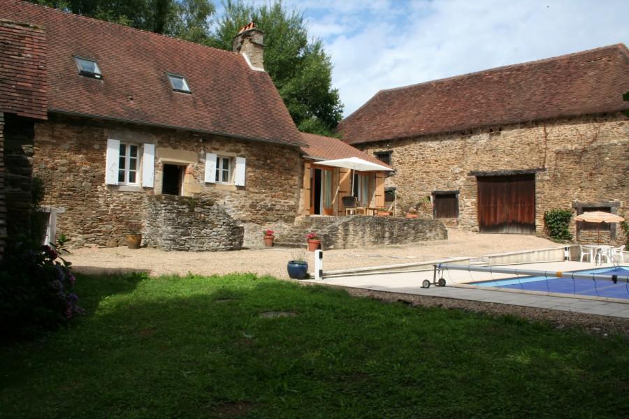 Maison vendre en aquitaine dordogne st paul la roche for Acheter une maison en dordogne