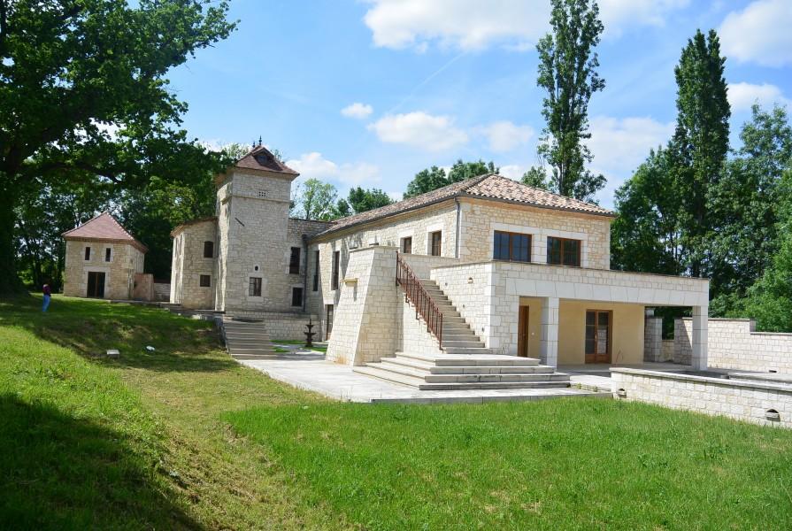 Maison vendre en midi pyrenees tarn le verdier superbe for Achat maison tarn