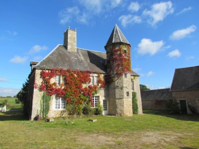 French property, houses and homes for sale in LES VEYS Manche Normandy