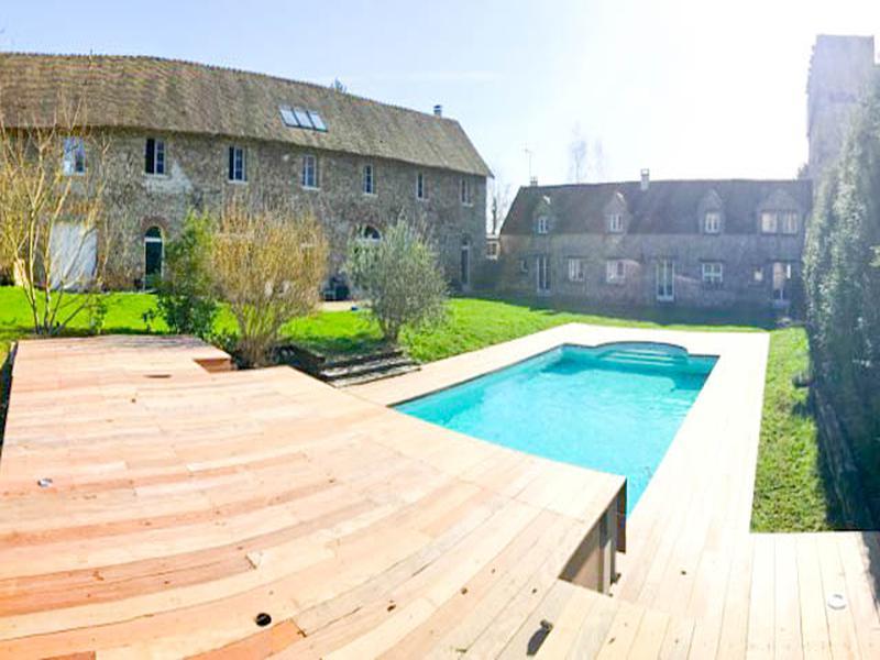 Maison vendre en ile de france val d oise fremainville for Acheter maison ile de france