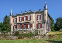 chateau for sale in ROUAIROUXTarn Midi_Pyrenees