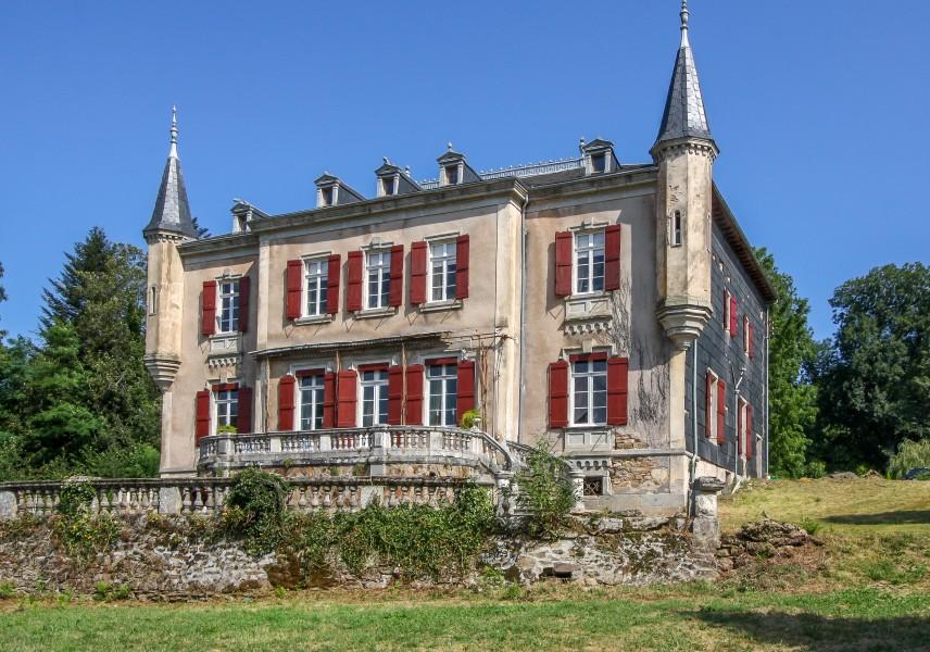 Chateau à vendre à ROUAIROUX(81240) - Tarn