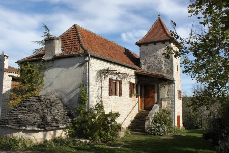 French property, houses and homes for sale in CALVIGNAC Lot Midi_Pyrenees