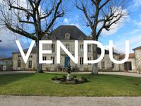 chateau for sale in VARAIZECharente_Maritime Poitou_Charentes