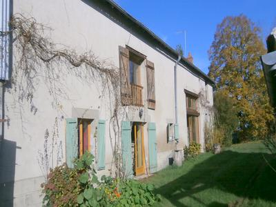 French property, houses and homes for sale in BUSSIERE ST GEORGES Creuse Limousin