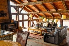 French ski chalets, properties in Navettes, Valmorel, Le Grand Domain