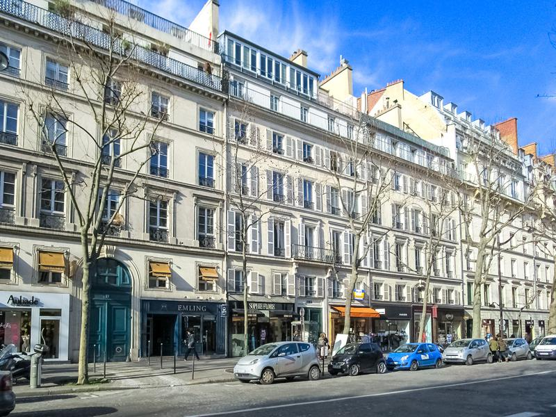 Appartement 8 pièces à vendre à PARIS VIII (75008) -  Paris