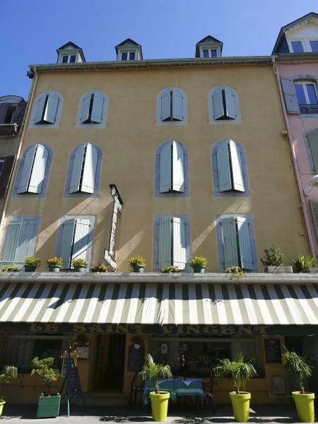vente hotel hautes pyrenees