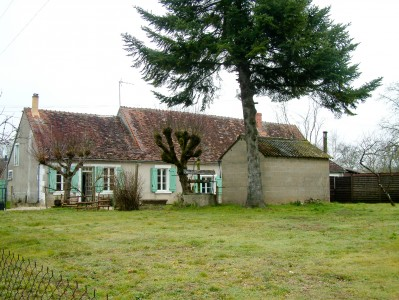 French property, houses and homes for sale in OULCHES Indre Centre