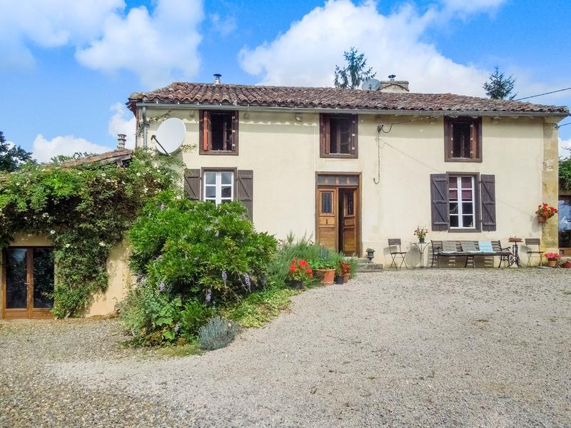Maison vendre en midi pyrenees gers seailles maison de for Acheter maison gers