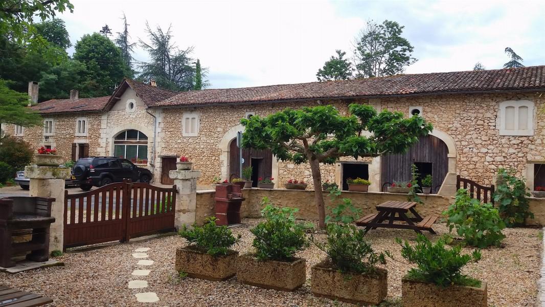 Maison vendre en aquitaine dordogne mussidan complexe for Acheter maison dordogne