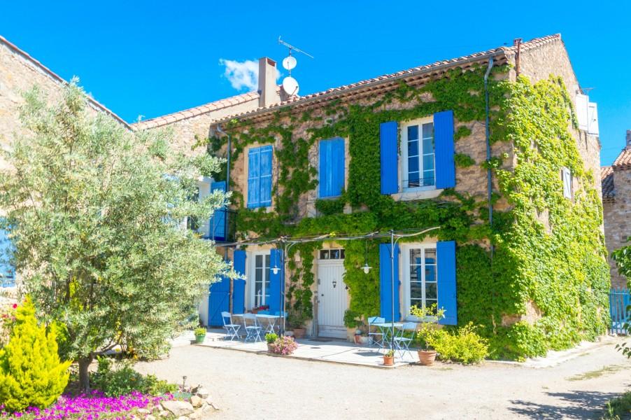 commerce vendre en languedoc roussillon aude argeliers belle maison avec activit de 5. Black Bedroom Furniture Sets. Home Design Ideas