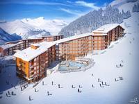 latest addition in Arc 1800 Savoie