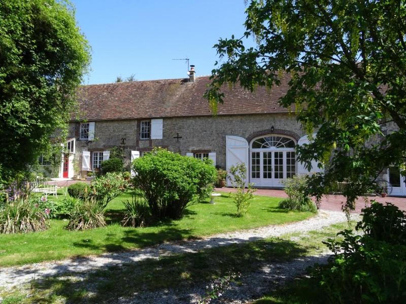 maison vendre en basse normandie orne champs 1h45 de paris parc naturel du perche maison. Black Bedroom Furniture Sets. Home Design Ideas