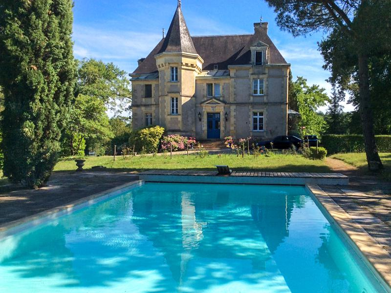 Swell Chateau For Sale In Bergerac Dordogne 19Th Century Download Free Architecture Designs Viewormadebymaigaardcom