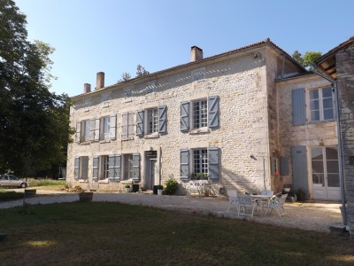 French property, houses and homes for sale in ST GROUX Charente Poitou_Charentes