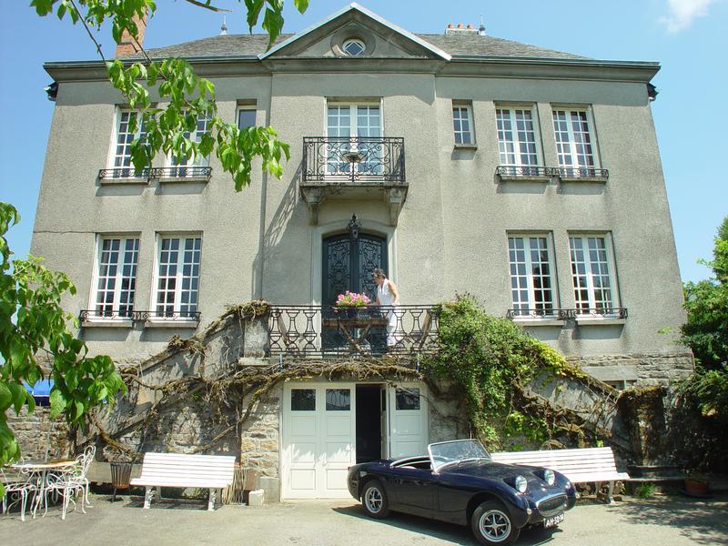 Maison vendre en limousin correze seilhac belle maison de maitre classique au centre de - Maison a vendre en correze ...