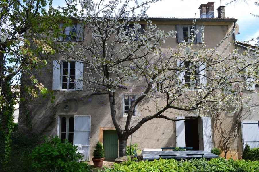 maison vendre en languedoc roussillon herault olargues magnifique maison de ma tre de. Black Bedroom Furniture Sets. Home Design Ideas