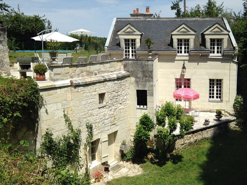 Maison vendre en centre indre et loire lerne maison for Immobilier atypique nice