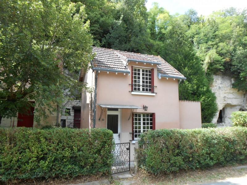 Maison vendre en centre indre villentrois maison d une for Acheter maison troglodyte