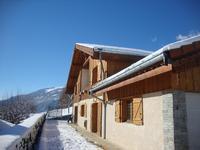 French ski chalets, properties in La Cote d'Aime, La Plagne, Paradiski