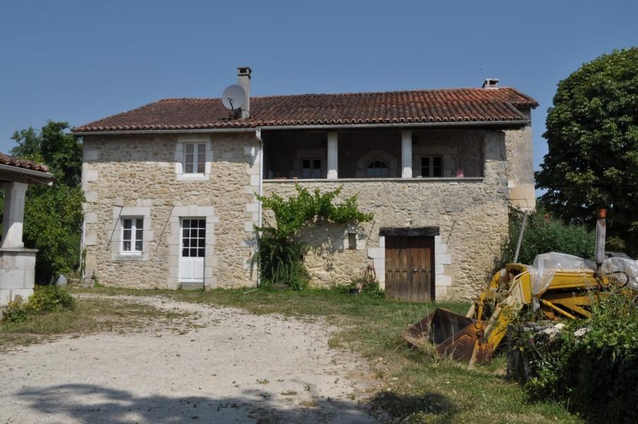 Maison A Vendre A Paussac Et St Vivien 24310 Dordogne