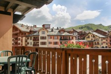 French ski chalets, properties in Arc 1950, Les Arcs, Paradiski