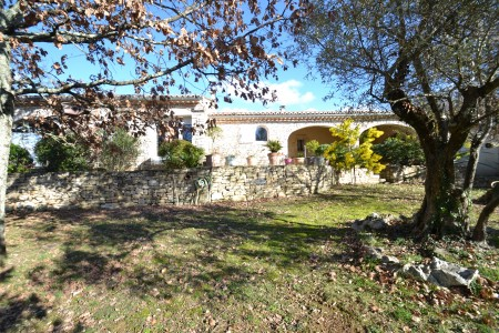 French property, houses and homes for sale in ROCHEGUDE Gard Languedoc_Roussillon