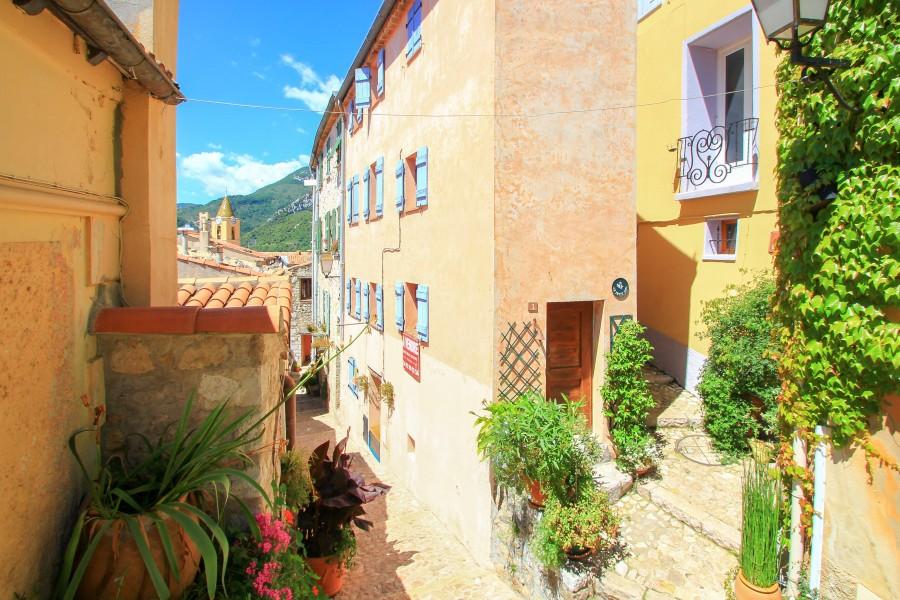 Maison à vendre à STE AGNES(06500) - Alpes Maritimes