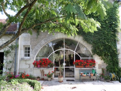 French property, houses and homes for sale in CRAVANT LES COTEAUX Indre_et_Loire Centre
