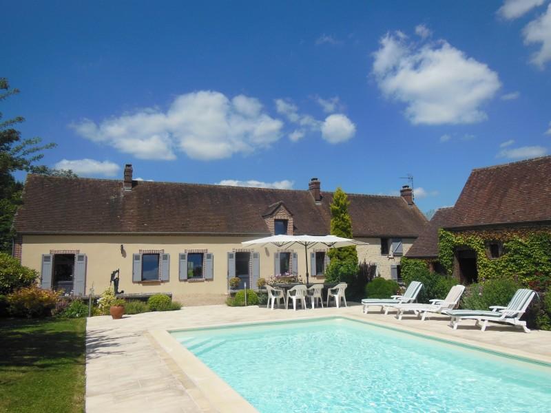 Maison vendre en basse normandie orne bonsmoulins for Environnement piscine
