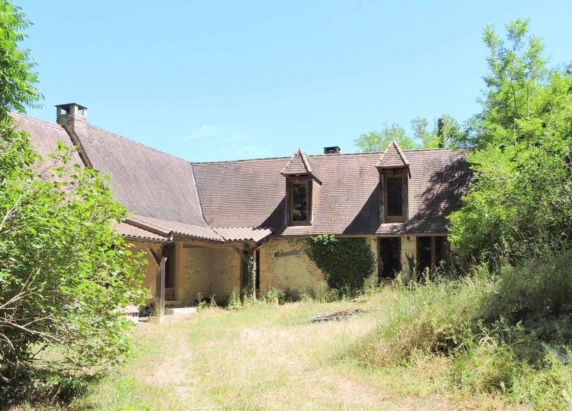 Maison vendre en aquitaine dordogne st leon sur vezere for Acheter maison dordogne
