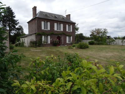 French property, houses and homes for sale in BERVILLE LA CAMPAGNE Eure Higher_Normandy