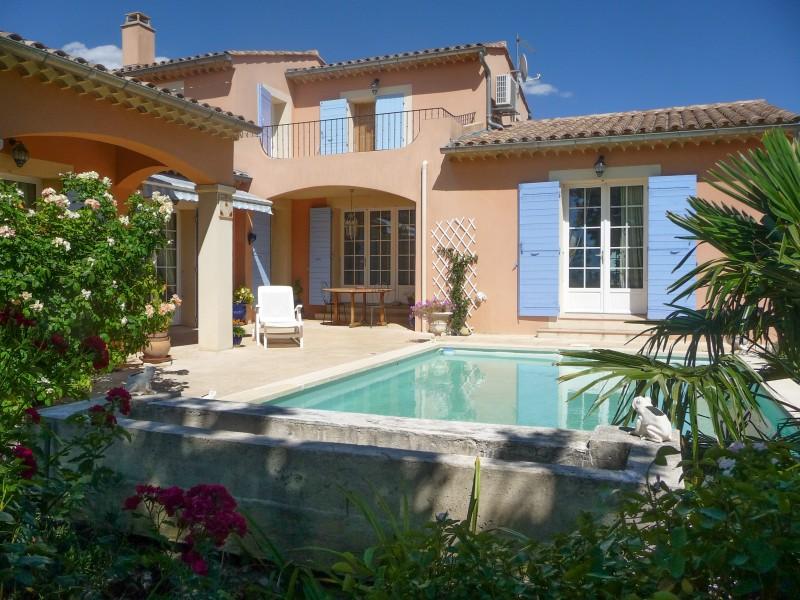 Maison vendre en paca vaucluse visan maison d for Honoraire d un architecte