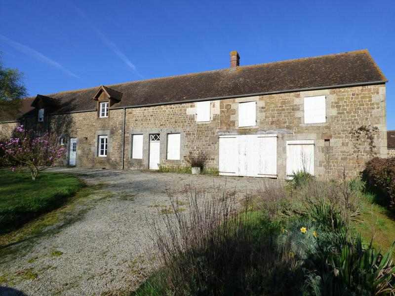 Maison vendre en basse normandie orne ste marguerite for Garage avenue sainte marguerite nice