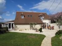 Maison 2 chambres avec gîte dans un hameau tranquille proche de La Roche-Posay